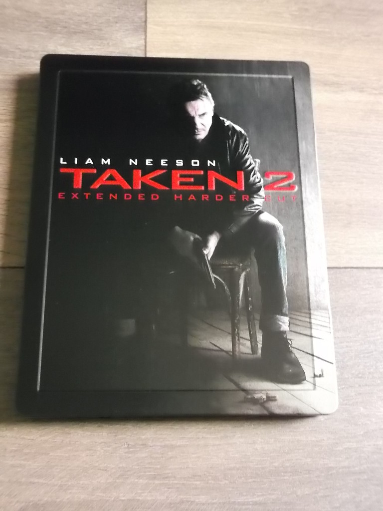 Taken 2 blu-ray steelbook (1)
