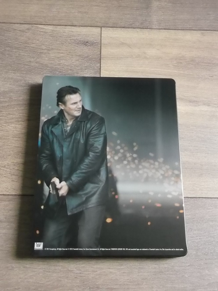 Taken 2 blu-ray steelbook (2)
