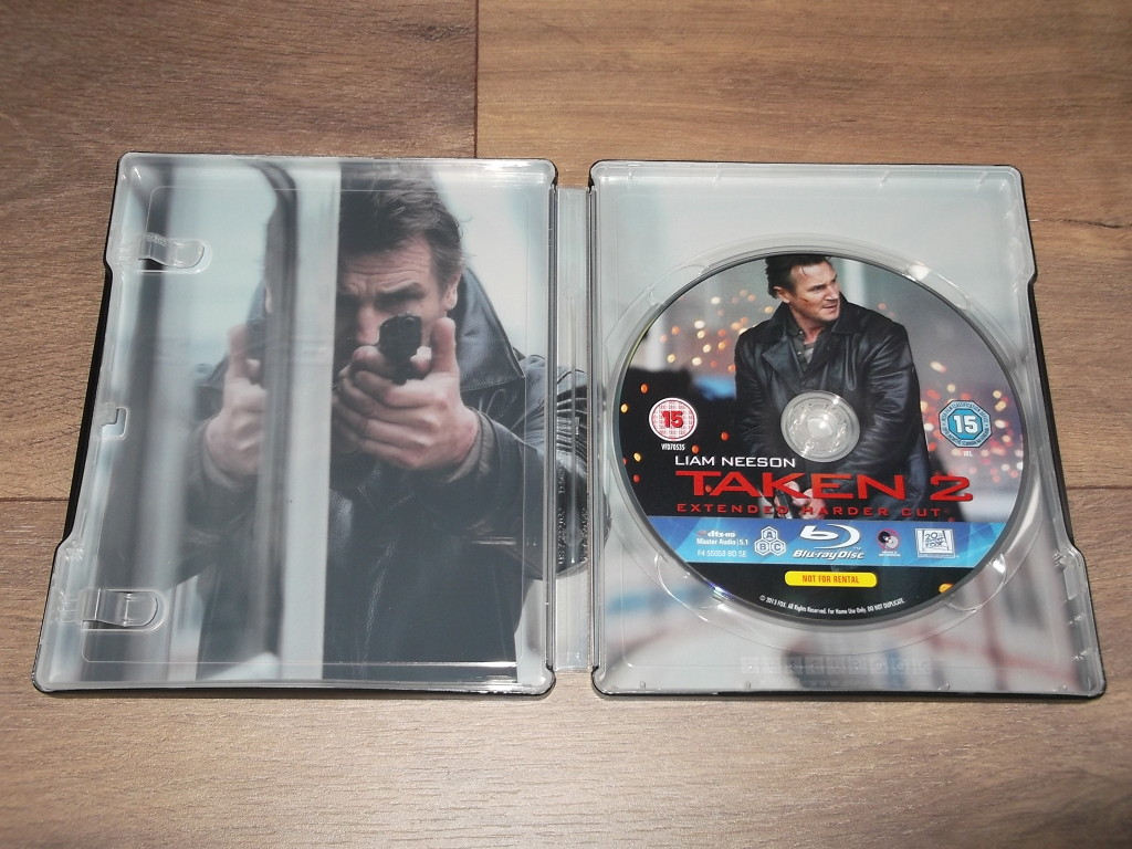Taken 2 blu-ray steelbook (4)
