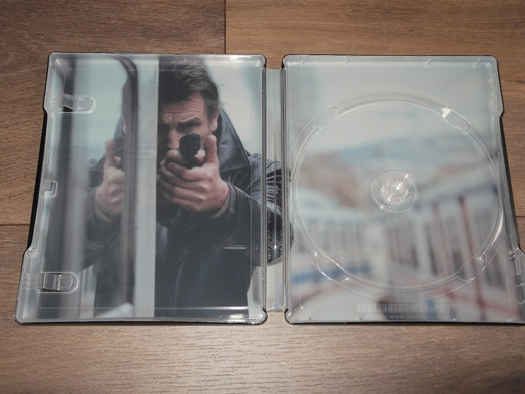 Taken 2 blu-ray steelbook (5)
