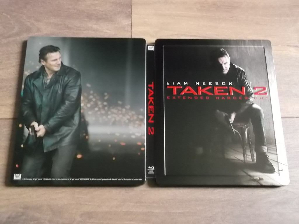 Taken 2 blu-ray steelbook (6)