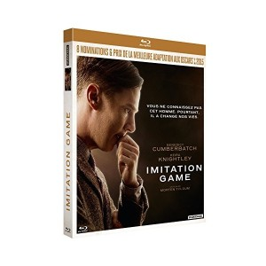 Imitation Game - jaquette