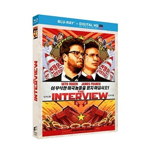 The Interview - jaquette