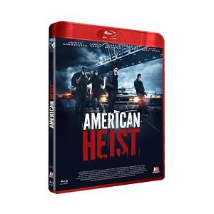 American Heist - jaquette